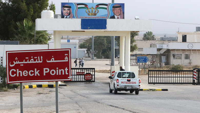 وزير الصناعة والتجارة الأردني لـCNN: زيارتي دمشق جيدة.. وننظر لمصالحنا الداخلية