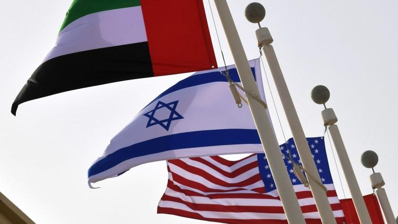 """بيان مشترك للإمارات والولايات المتحدة وإسرائيل: معاهدة السلام """"خطوة شجاعة"""""""
