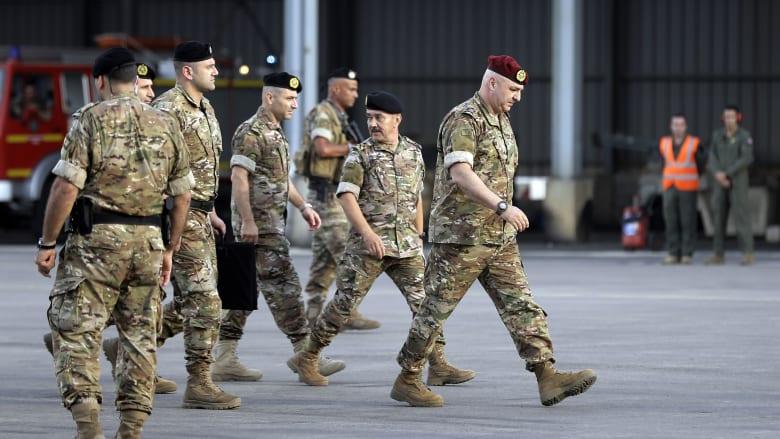 الجيش اللبناني يعلن القبض على خلية تابعة لداعش خططت لعمليات أمنية في الداخل