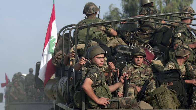 بعد يوم من اعتذار مصطفى أديب.. مقتل عنصرين من الجيش اللبناني بهجوم إرهابي