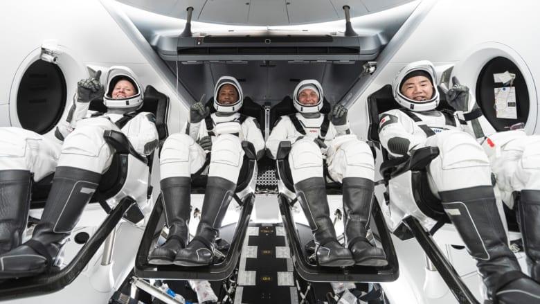 """رواد فضاء رحلة """"سبيس إكس"""" القادمة: هذا ما يجعلنا أكثر قوة"""