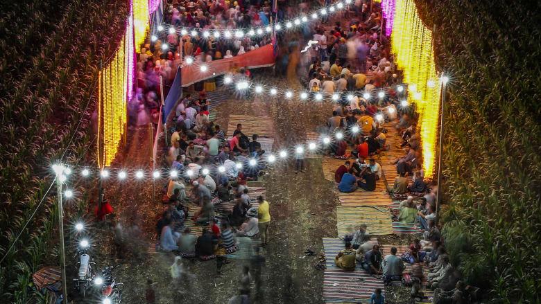 صورة أرشيفية (تعبيرية) لحفل زفاف في مصر (حفل الزفاف في الصورة ليس المقصود في التقرير)