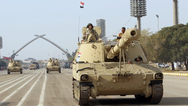 """مدرعات وحالة """"إنذار القصوى"""" في بغداد.. الجيش العراقي يُوضح"""