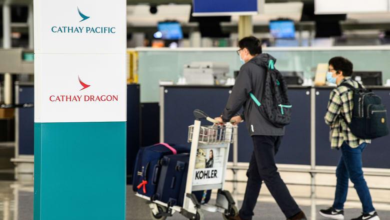 شركة طيران كاثاي باسيفيك تلغي آلاف الوظائف وتغلق شركة طيران إقليمية تابعة لها