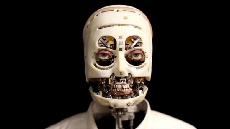 بنظرة بشرية مخيفة.. شاهد ردود فعل هذا الروبوت الجديد من ديزني