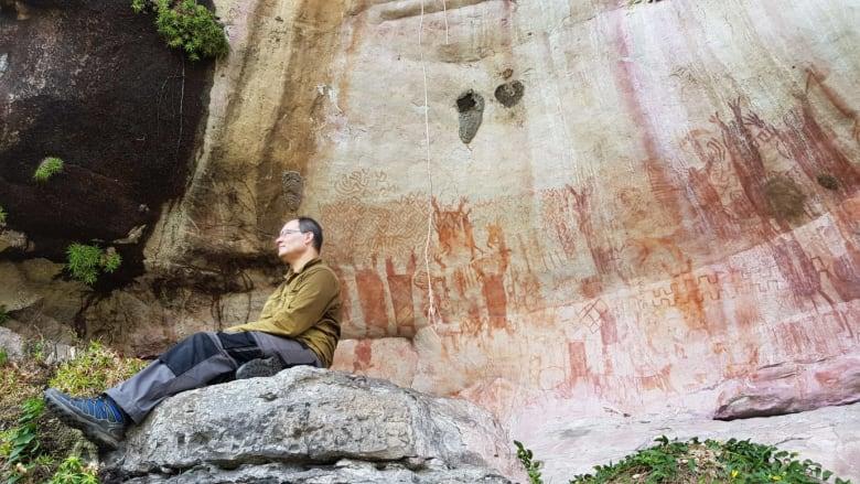 اكتشاف زخارف صخرية لوحوش العصر الجليدي في غابات الأمازون المطيرة