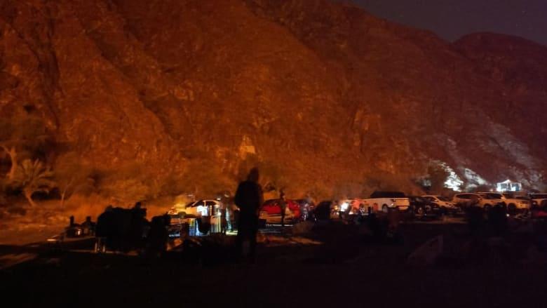 شاهد كيف أضاءت النيازك سماء الإمارات ليلاً