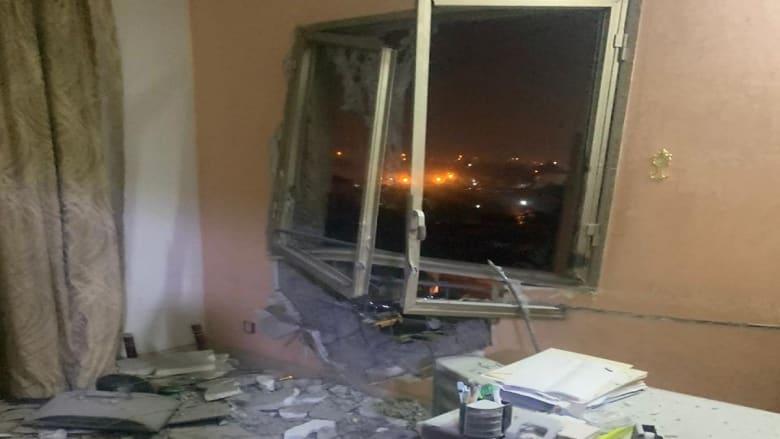 العراق: قصف المنطقة الخضراء.. وأضرار جراء سقوط صواريخ على بنايات سكنية