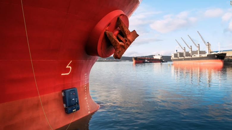 الكشف عن روبوت يمكنه جعل صناعة الشحن البحري أكثر مراعاة للبيئة