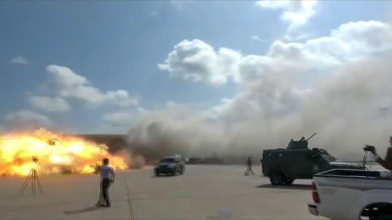 مطار عدن: 22 قتيلا أحدهم بالصليب الأحمر.. وردود فعل عربية ودولية على الهجوم