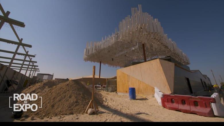 كيف ستحاول أجنحة إكسبو 2020 في دبي تقديم الحلول لتحديات العالم؟