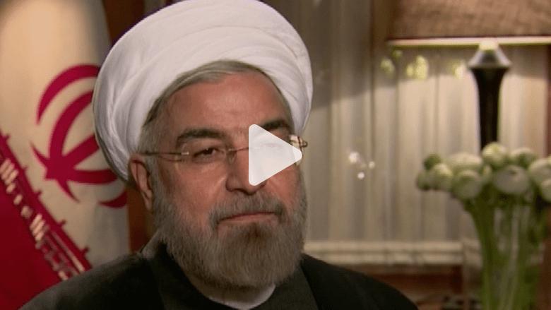 """روحاني .. مفهوم جديد لـ""""الموت لأمريكا"""""""