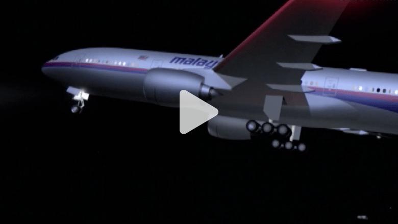 ضابط أمريكي لـ CNN : العثور على الطائرة الماليزية سيكون معجزة