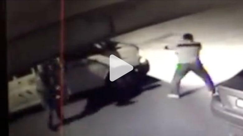 فيديو يظهر مقتل فلسطيني برصاص الشرطة الإسرائيلية وتصاعد التوتر بعد الحادث