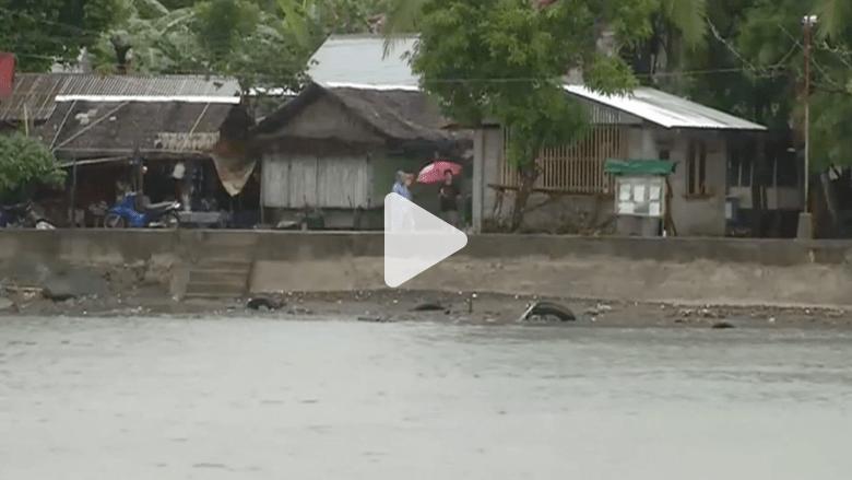 توقع وصول عاصفة هاغوبيت إلى جزيرة سمر الفلبينية خلال 12 ساعة