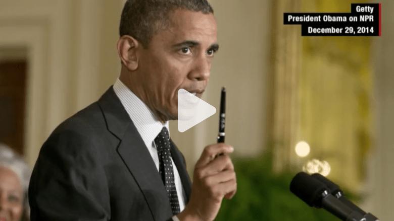 قلم فيتو.. أصبح جزءاً من التاريخ الأمريكي