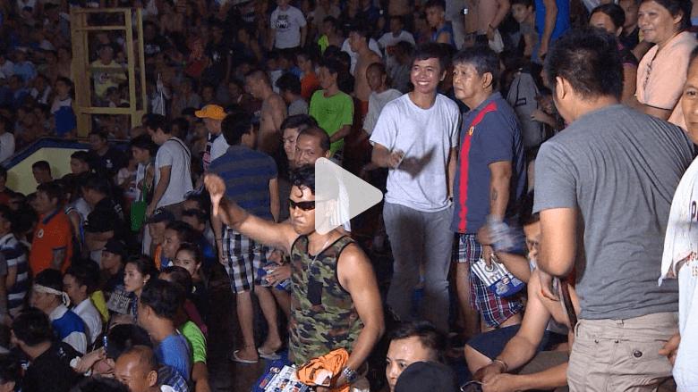 مباراة ملاكمة تاريخية…تترك الشعب الفليبيني فريسة الخيبة