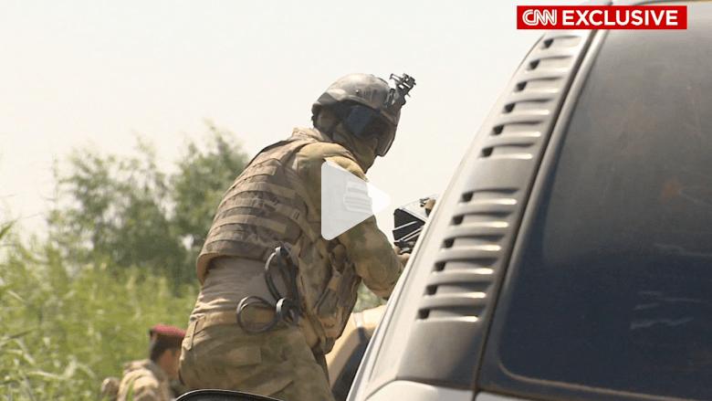 حصريا.. CNN مع القوات العراقية بينما تستعد لاستعادة الرمادي من داعش