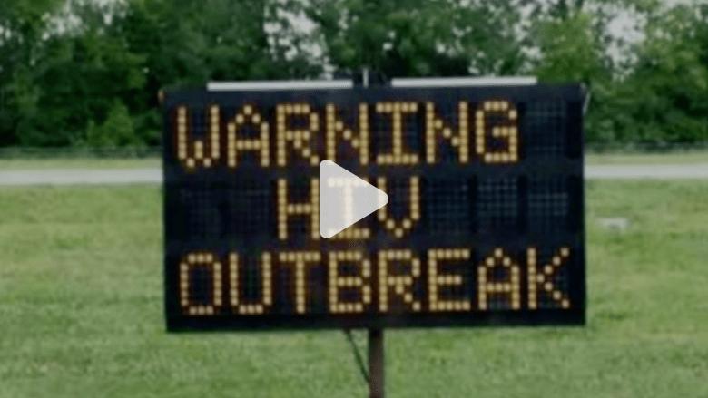 بالفيديو.. لوحات إحذر الايدز تثير الجدل في إنديانا