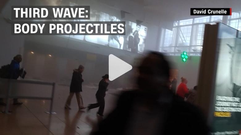 بالفيديو: ماذا يحدث للضحايا عند وقوع انفجار وما أول ما يراه المسعفون؟