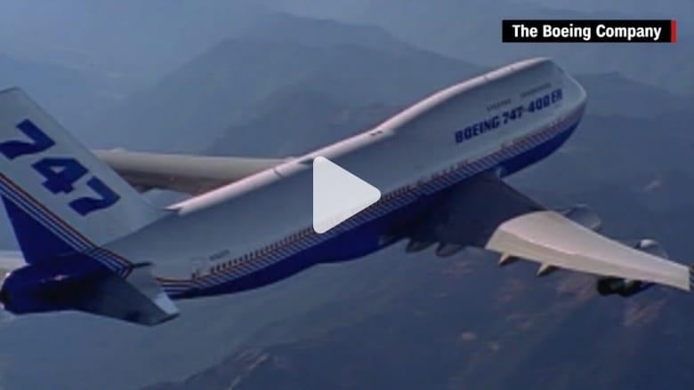 بالفيديو: بوينغ تحول طائرات 747 للتقاعد