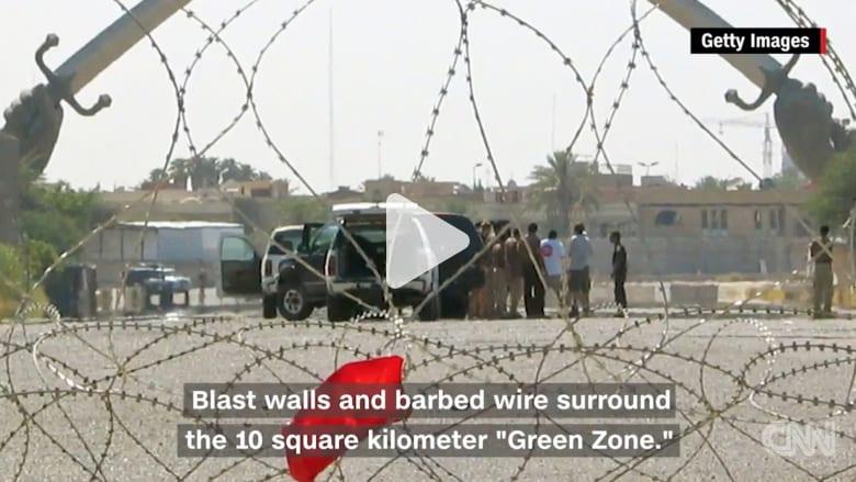 بالفيديو: المنطقة الخضراء.. المدينة المحظورة في قلب بغداد