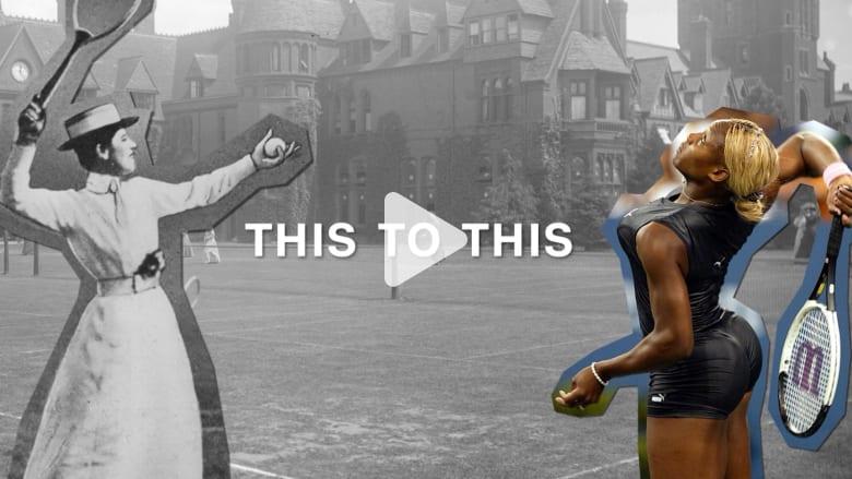 من زي محافظ إلى أحد رموز الموضة.. هكذا تطور زي رياضة التنس
