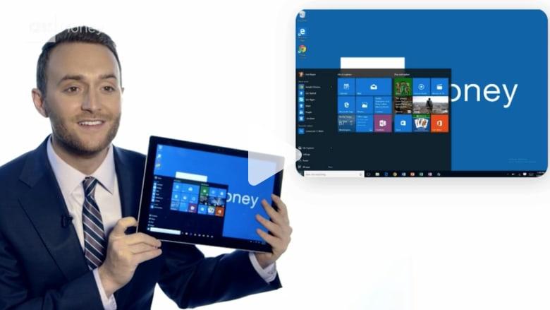 """بالفيديو: مزايا """"ويندوز 10"""" الجديدة.. هل ستحلّ مشاكل النسخة السابقة؟"""