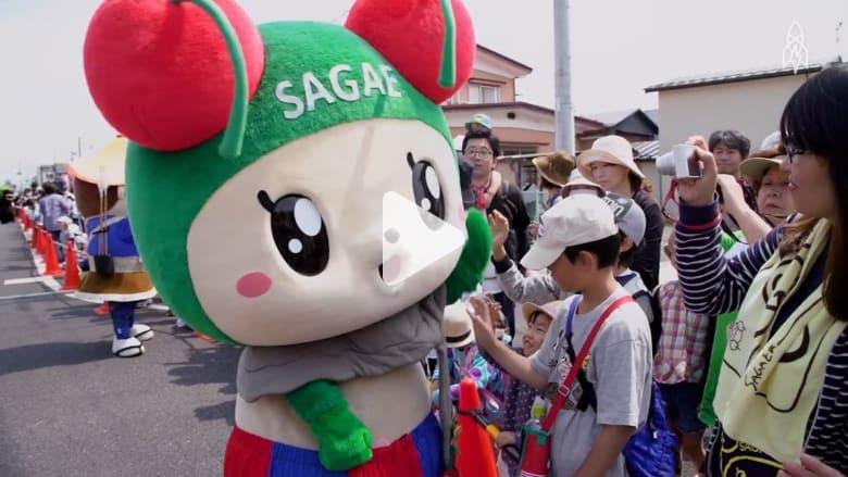 مدرسة في اليابان تعلمك كيف تصبح.. شخصية كرتونية!