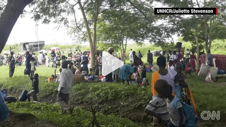 شاهد ملخصاً عن أزمة جنوب السودان السياسية العرقية