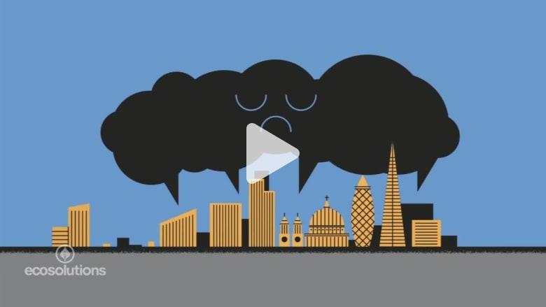 شاهد.. هل ممارسة الرياضة في المدن الملوثة آمنة؟