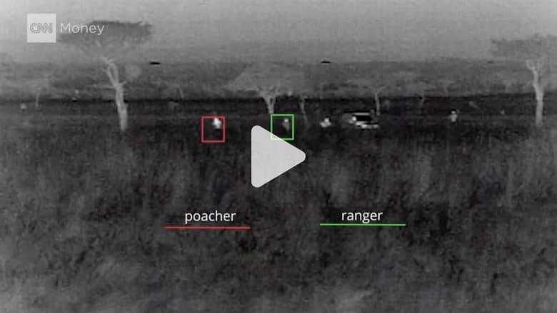 كاميرات عالية التقنية للقبض على الصيادين