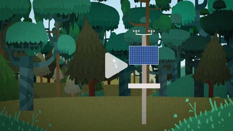 تعرفوا على شركة لبنانية توفر المياه باستخدام الشمس