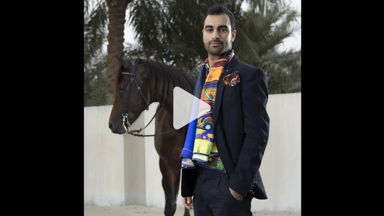 كيف يُترجم إبداع الفن العربي بعالم الأزياء؟