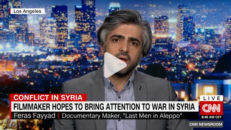 مخرج أول فيلم سوري مرشح للأوسكار: سيناريو حلب يُكرر في الغوطة