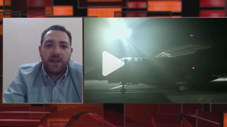 شاهد عيان يصف لـCNN ما شاهده بضربة سوريا