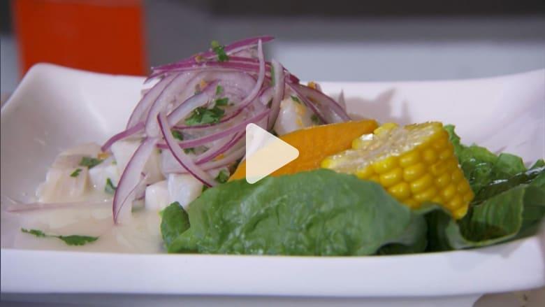 ما هي أفضل تجربة طعام في العالم؟