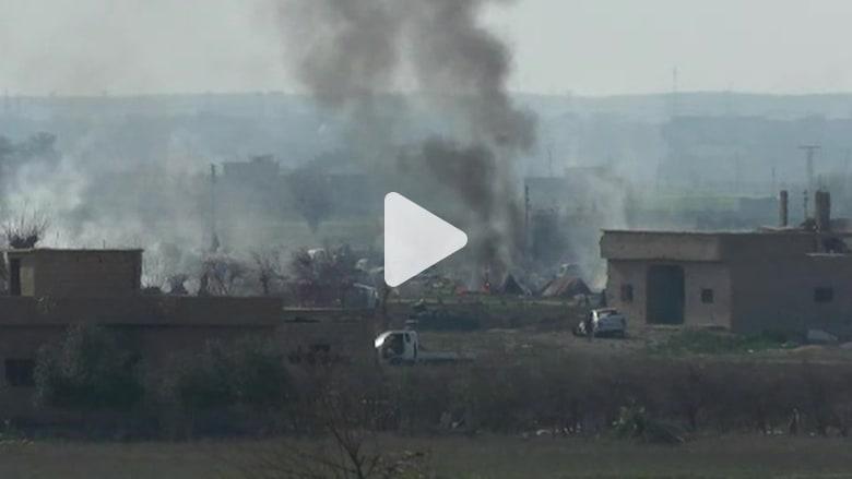 بكاميرا CNN.. قتال شرس مع مقاتلي داعش في سوريا