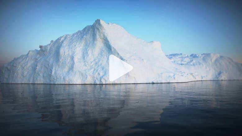 بعد 20 عاما.. نهر جزيرة غرينلاند الجليدي يعود للحياة مجددا