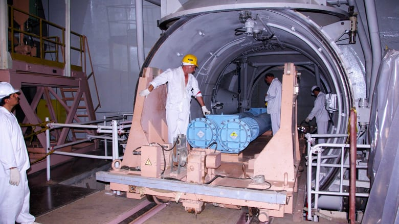 واشنطن: إيران توافق على التخلص من اليورانيوم عالي الخصوبة