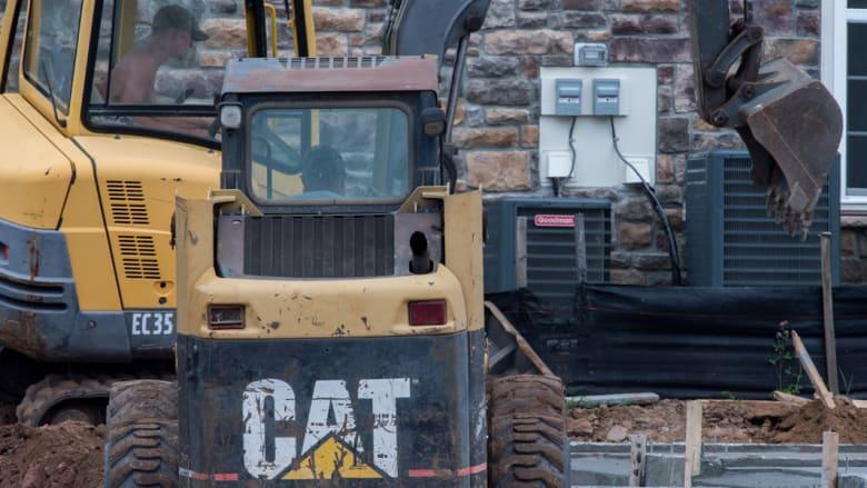 شركة كاتربيلر لمعدات البناء