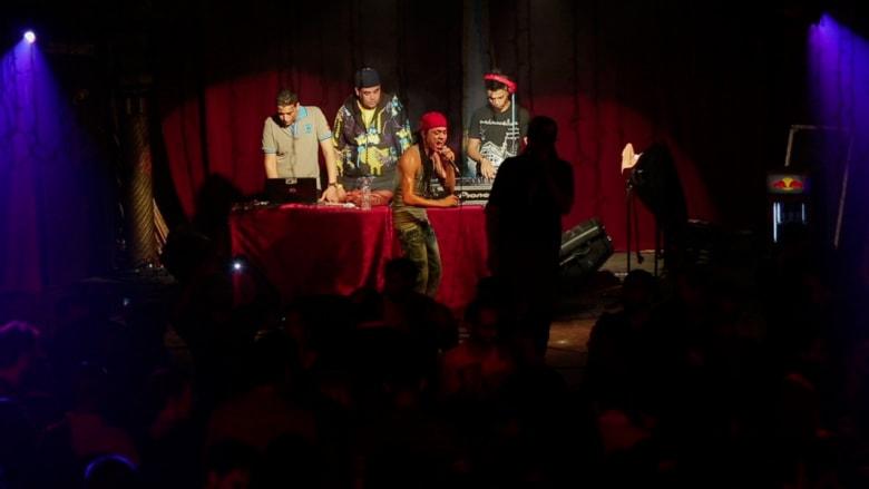 ثورة موسيقية في شوارع مصر