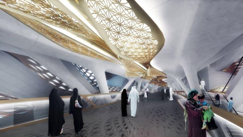 ثورة في السعودية.. مترو الرياض