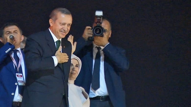 ماذا حدث لنموذج أردوغان؟