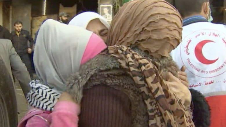 توالي المآسي في مخيم اليرموك واحباط من جنيف