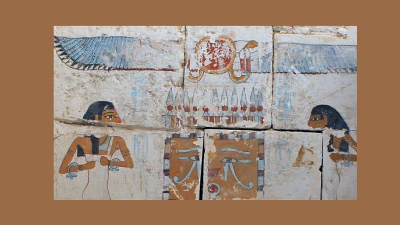 اكتشاف مقبرة جديدة لفرعون مصري غير معروف