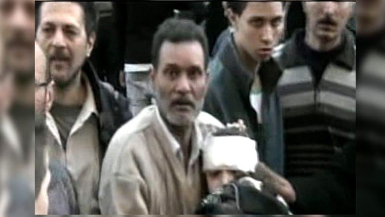 طفلة من ضمن جرحى انفجار مديرية أمن القاهرة