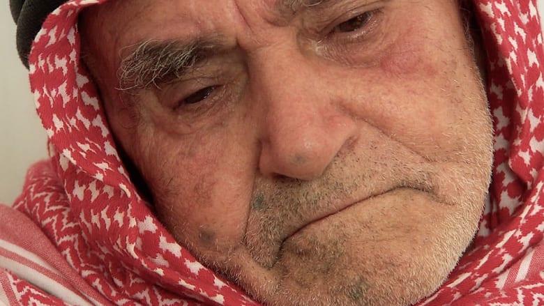 أكبر لاجئ سوري.. 110 أعوام منها 10 ساعات سيرا نحو الأردن