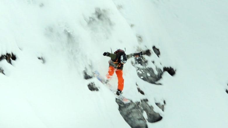 كزافيي: التزلج هو شغفي وطريقة لاختبار حدود قدرتي