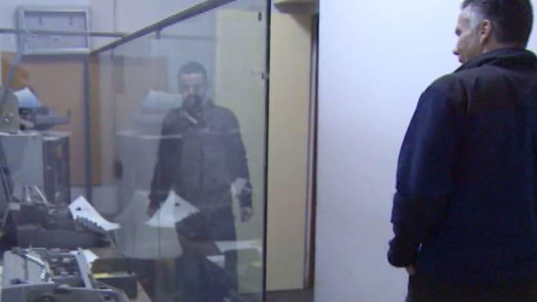 جولة لـ CNN  في مبنى سفارة أمريكا بطهران